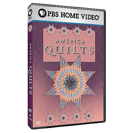 AMERICA QUILTS (DVD)